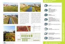 Extenzív zöldtető kategória - 3. helyezett