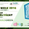 Nemzetközi Zöld Építés Hete - Green Walk 2016